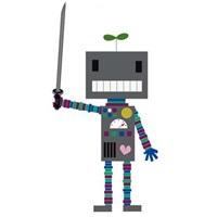 ロボットが居合い斬りに挑戦